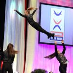 Cheer Stunt Flying